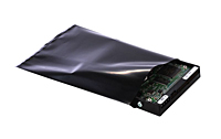 "4 mil Black Conductive Bags, 8 x 12""-1732"