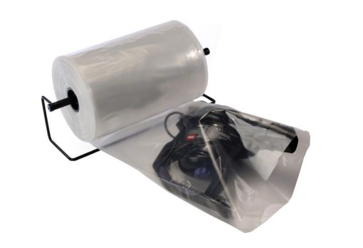 "6 Mil Clear Lay Flat Bags on Rolls, 38 x 72""-0"