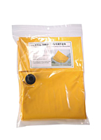 "4 mil Reclosable Bags with Hang Holes, 9 x 12""-0"