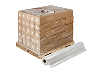 "Pallet Size Shrink Bags on Rolls, 44 x 44 x 70""-0"