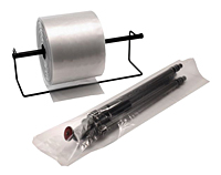"""4 Mil Clear Poly Tubing, 3"""" x 750'-0"""